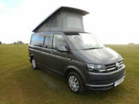 VW T6 Trendline T28 2015 4 berth elevating roof campervan, Stroud, Glos