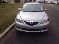 Mazda 6 for sell