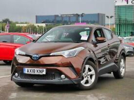 image for 2018 Toyota C-HR Toyota C-HR 1.8 Hybrid Icon 5dr CVT Auto SUV Petrol/Electric Hy