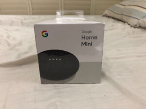 Google Mini - Brand New Sealed