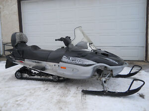 ARCTIC CAT PANTHER 660 4 STROKE