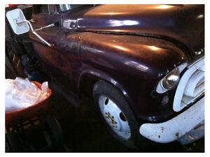 A quebec Chevrolet 1957