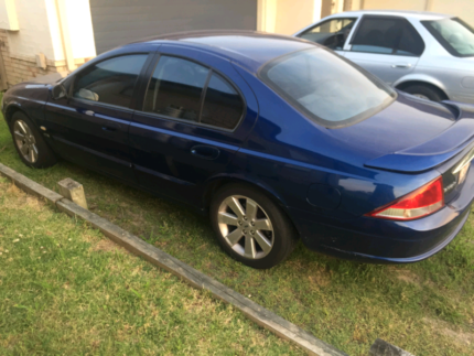 1999 Ford Falcon Sedan VGC Caboolture South Caboolture Area Preview
