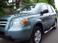 2006 Honda Pilot LX SUV,8SEATERS,LOADED,131KKMS,CERTEFIED$8475