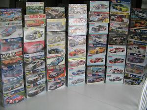 (Modèles réduits) Kits à coller NASCAR Saint-Hyacinthe Québec image 1