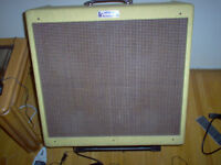 Fender Blues Deville Reissue Tweed 410 (5 mths old)