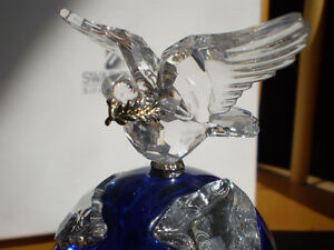 "Swarovski Crystal Figurine-"" Planet Vision Limited Edition 2000"" Kitchener / Waterloo Kitchener Area image 8"