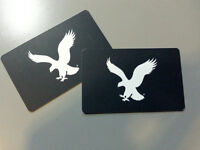 American Eagle Outfitters - Two $25 Gift Cards