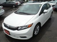 2012 Honda Civic Sedan EX at
