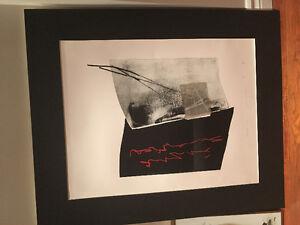 Tableaux Shinoda . Shinoda Art pieces