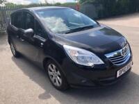 2010 Vauxhall Meriva 1.7 CDTi 16v SE MPV 5dr Diesel Automatic (168 g/km, 99