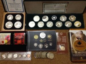 Local Collector Buying Coins Collections Silver Gold Sets RCM +