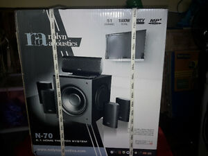 noly acoustique n70 home theater