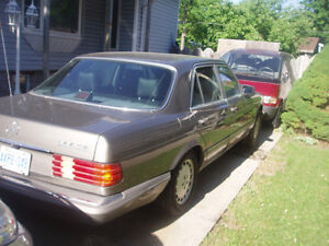 1988 Mercedes-Benz 300-Series (PRICE DROP FAST SELL)