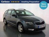 2015 SKODA OCTAVIA 1.6 TDI CR SE 4x4 5dr Estate
