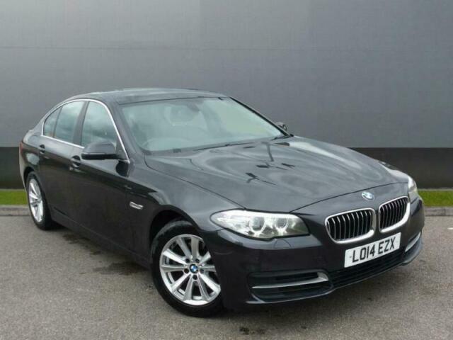 BMW 5 Series 518d [150] SE 4dr Step Auto | in Pontypridd, Rhondda Cynon Taf  | Gumtree