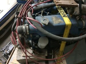 Diesel Engine - 2 / 4-108 Perkins Engines