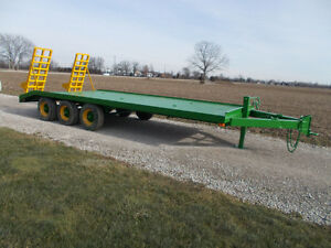 Crawler Loader & Trailer