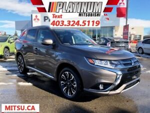 2018 Mitsubishi Outlander PHEV GT S-AWC  Plug In Hybrid Electric