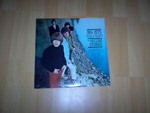 lp by the Rolling Stones reduce price 20$ Gatineau Ottawa / Gatineau Area image 2