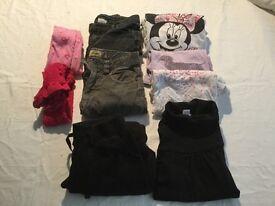 Girls size 8 winter bundle