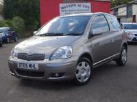 2005 Toyota Yaris 1.0 VVT-i Colour Collection - 89K - 12 MONTH MOT