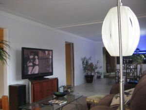 Large Fully Furnished, 2 bedroom,next to waterfront park