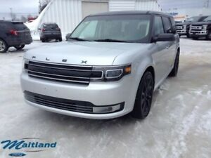 2019 Ford Flex Limited EcoBoost AWD  - Leather Seats