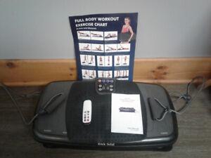 Body Vibration Fitness Machine $150- Cobourg/Port Hope Area