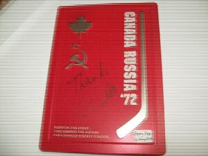 "Signed Gerry Dee ""Canada Russia '72"" 3-disc DVD steel set"