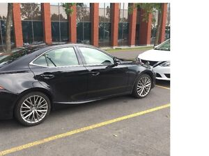 2014 Lexus IS 250 AWD with Premium Package