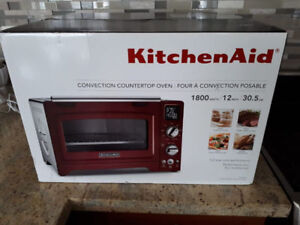 Kitchen Aid Counter-top Convection Ovens