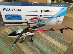 new series (big) R/C helicopter