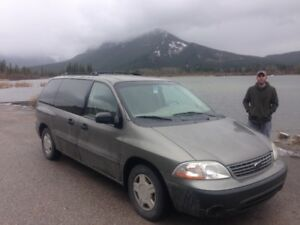 Ford Windstar 2001  van