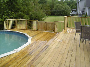HOME-TECH FENCE AND DECK 2017 Kingston Kingston Area image 1