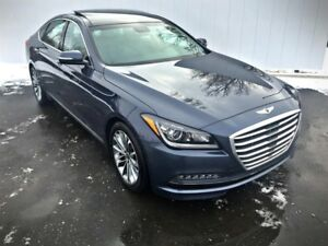 Hyundai Genesis Sedan Luxury AWD w/ Ext. Warr. 2015
