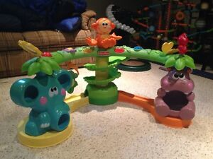 Fisher price baby Go Crawl and Cruise Musical Jungle