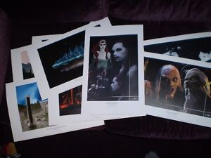 StarGate SG1 and Atlantis limited Edition Prints NEW Strathcona County Edmonton Area image 1