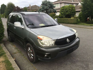 2004 Buick Rendezvous CXL GOOD DRIVING CONDITION