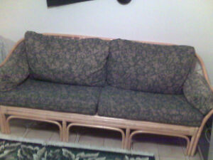 Bamboo Furniture For Sale - Excellent Condition