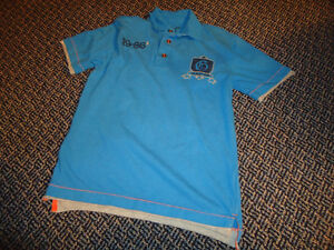 Boys Size 10-12 Blue Short Sleeve Polo Style Gap T-Shirt Kingston Kingston Area image 1