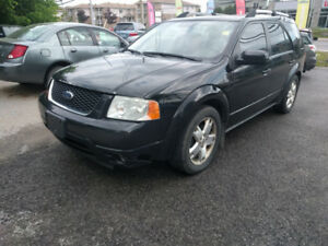 2007 Ford Freestyle 184K Automatic 7-passenger AWD