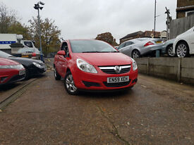 2010 (59) Vauxhall/Opel Corsa 1.0i 12v ( a/c ) Active ONLY 26K MILES DONE