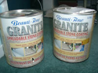 Spreadable Stone Coating