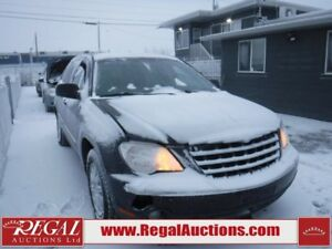2007 Chrysler PACIFICA  4D UTILITY AWD