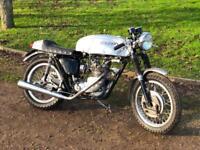 Triumph Cafe Racer 1958 500cc