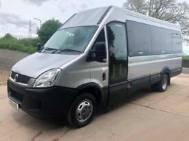 2012 IVECO IRIS DAILY 50C17 16 SEAT MELLOR BUILT BUS 43K