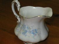 CHINA CREAM PITCHER