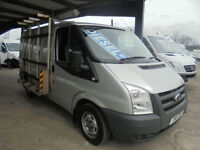 Ford Transit 2.2TDCi Duratorq ( 85PS ) 280M ( Low Roof ) 280 MWB 1 OWNER, LOW MI