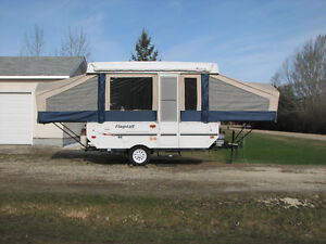 2007 Flagstaff Pop Up camper